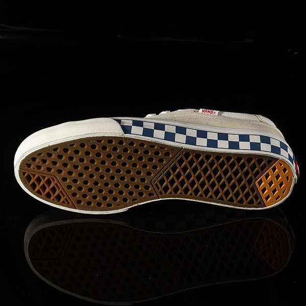 Vans TNT Advanced Prototype Shoe Checkerboard, Marshmellow Sole