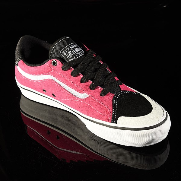 Vans TNT Advanced Prototype Shoe Black, Magenta, White, Black Rotate 4:30