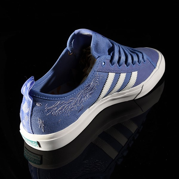 adidas Matchcourt Low RX Shoes Nora Vasconcellos, Real Lilac, White, Chalk Purple Rotate 1:30