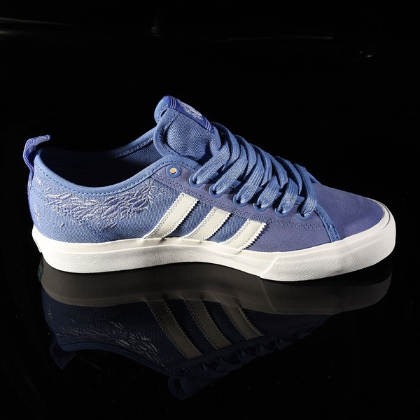 adidas Matchcourt Low RX Shoes Nora Vasconcellos, Real Lilac, White, Chalk Purple Rotate 3 O'Clock