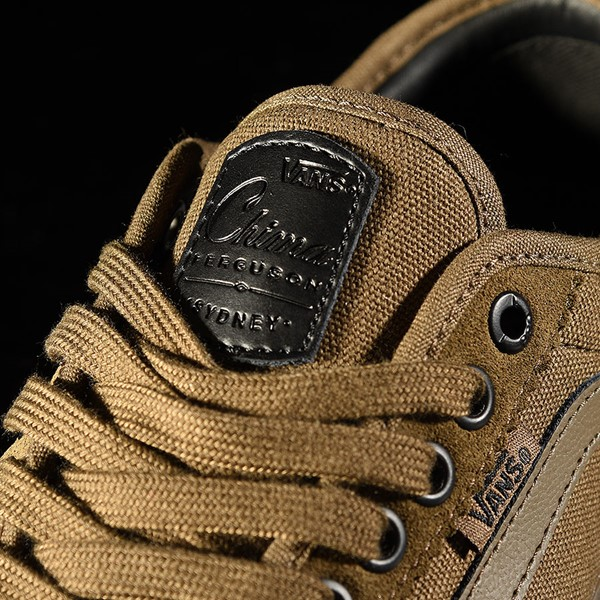 Vans Chima Pro 2 Shoe Cub, Dark Gum Tongue