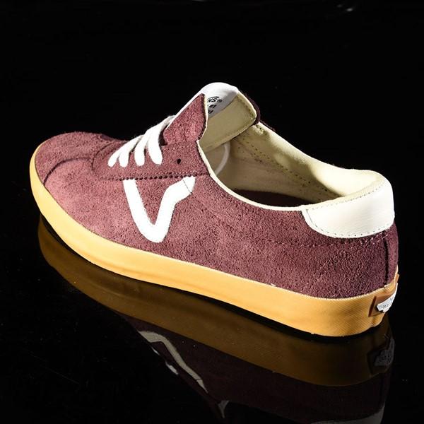 Vans Epoch Sport Pro Shoe Grape, Gum Rotate 7:30