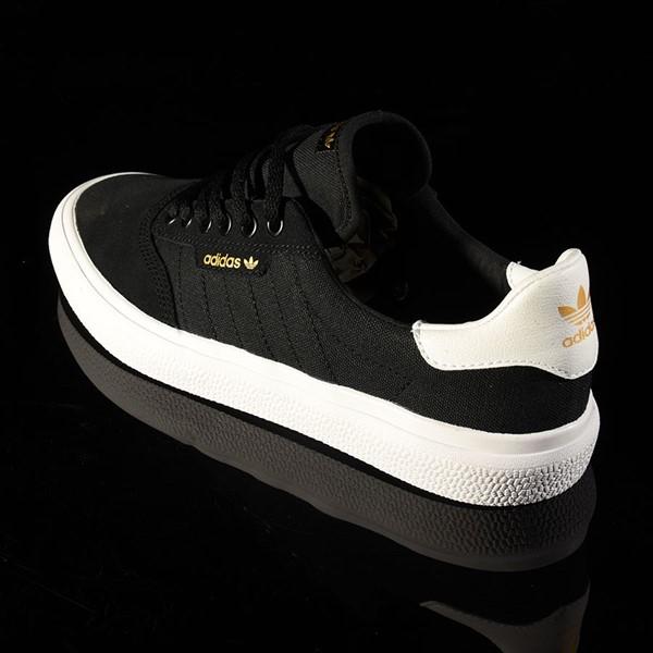 adidas 3MC Shoe Black, White, Black Rotate 7:30
