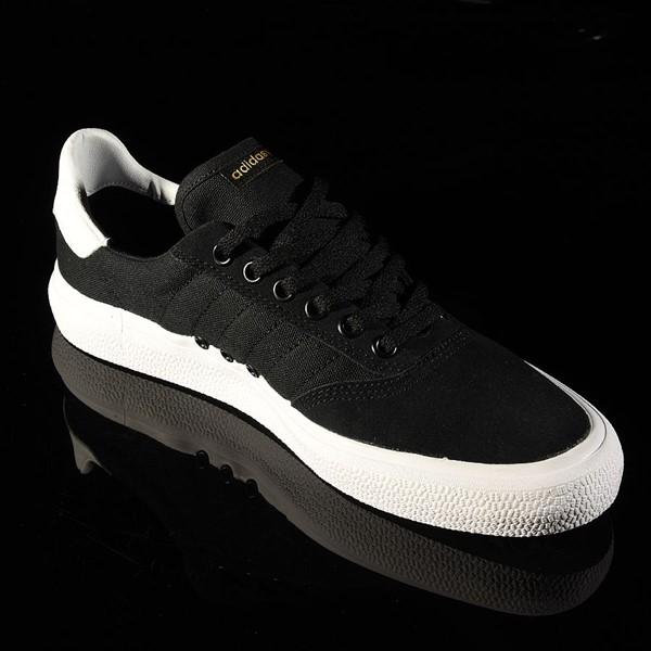 adidas 3MC Shoe Black, White, Black Rotate 4:30