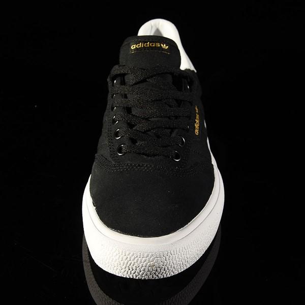 adidas 3MC Shoe Black, White, Black Rotate 6 O'Clock