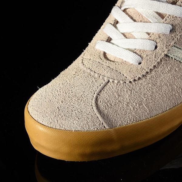 Vans Epoch Sport Pro Shoe Pink, Gum Closeup