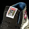 Vans Sk8 Hi 138 Decon Shoe TC Surf, Black, Classic White Tongue
