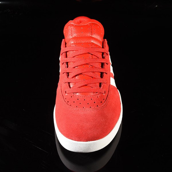 adidas City Cup Shoe Scarlet, White, White Rotate 6 O'Clock