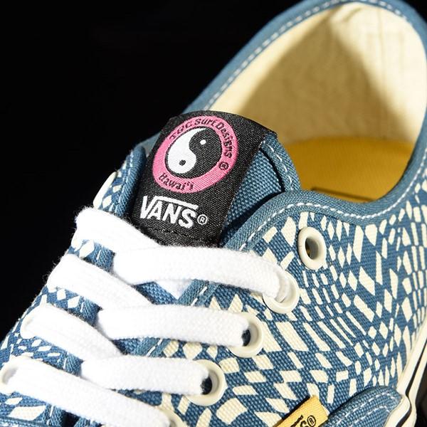 Vans Authentic SF Shoe TC Surf, Classic Navy Tongue