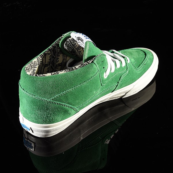 Vans Half Cab Pro Shoes Ray Barbee, Green Rotate 1:30