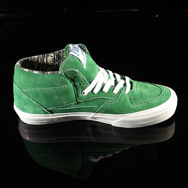 Vans Half Cab Pro Shoes Ray Barbee, Green Rotate 3 O'Clock