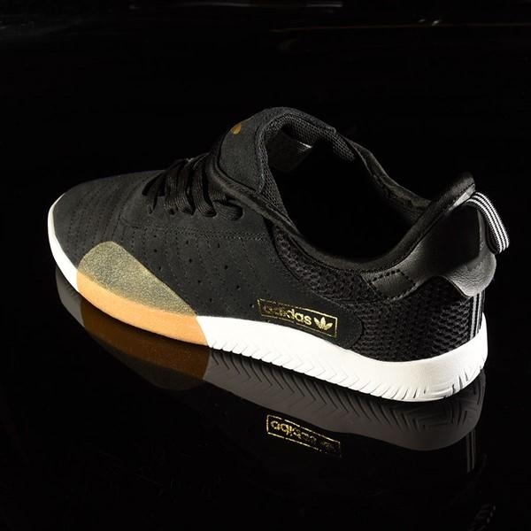 adidas 3ST.003 Shoe Black, Granite, White Rotate 7:30