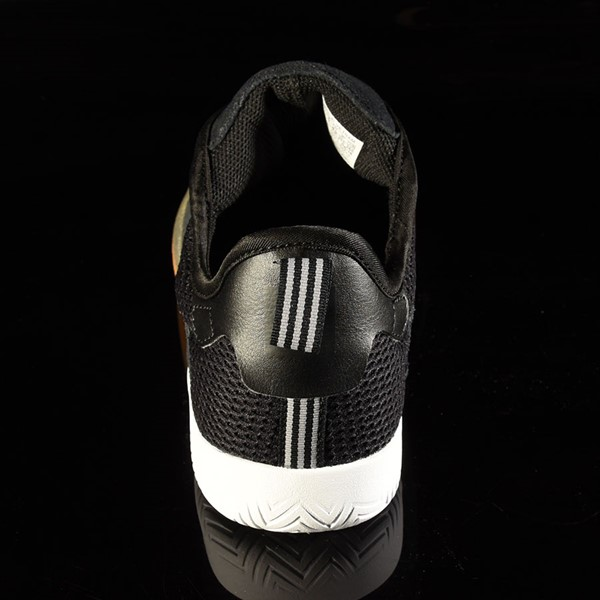 adidas 3ST.003 Shoe Black, Granite, White Rotate 12 O'Clock