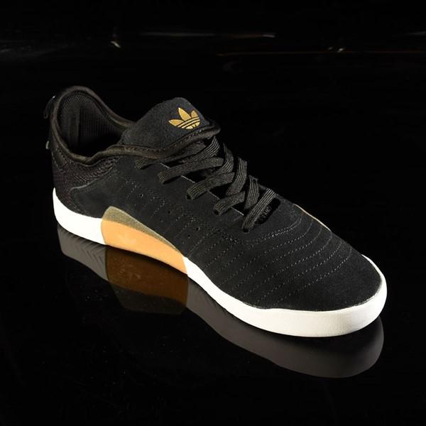 adidas 3ST.003 Shoe Black, Granite, White Rotate 4:30