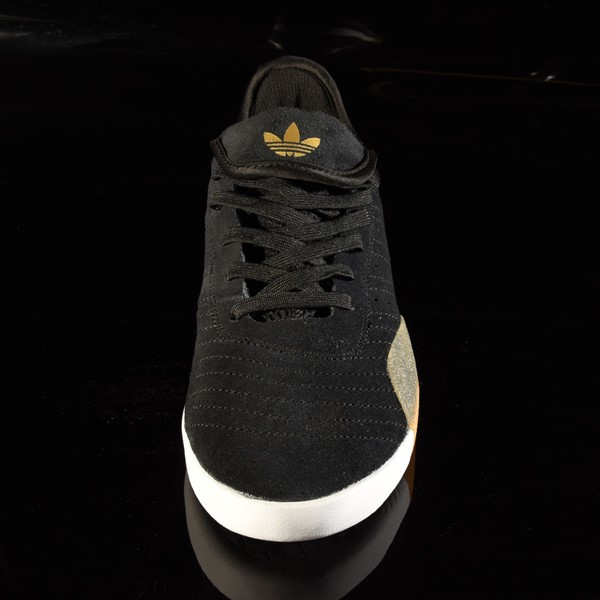 adidas 3ST.003 Shoe Black, Granite, White Rotate 6 O'Clock