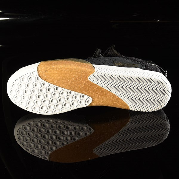 adidas 3ST.003 Shoe Black, Granite, White Sole