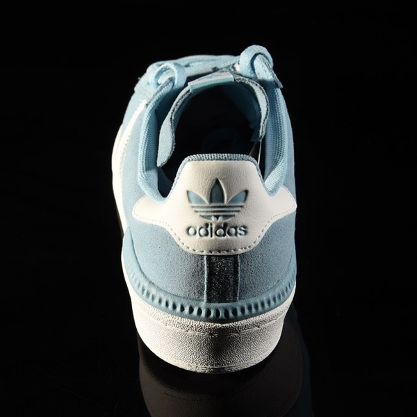 adidas Campus ADV Shoe Clear Blue, White Rotate 12 O'Clock