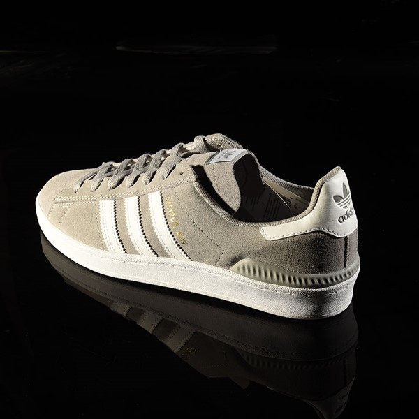 adidas Campus ADV Shoe Soft Grey, White Rotate 7:30