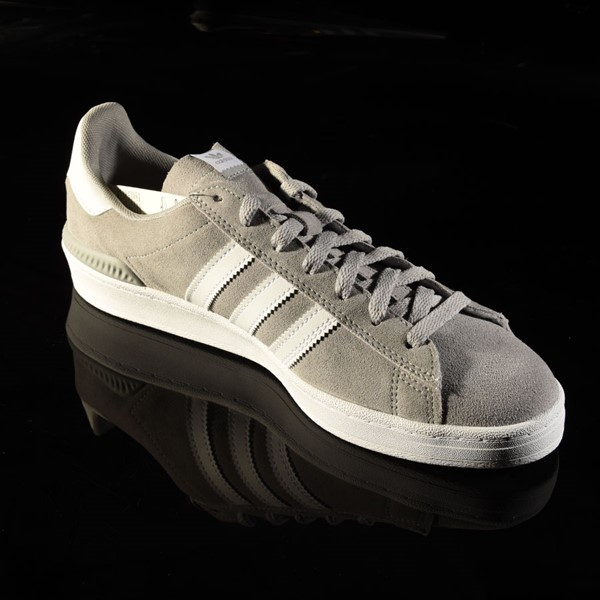 adidas Campus ADV Shoe Soft Grey, White Rotate 4:30