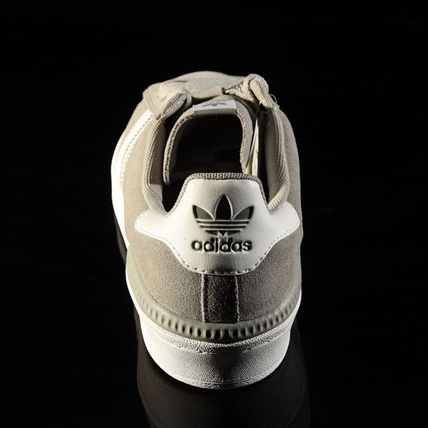 adidas Campus ADV Shoe Soft Grey, White Rotate 12 O'Clock
