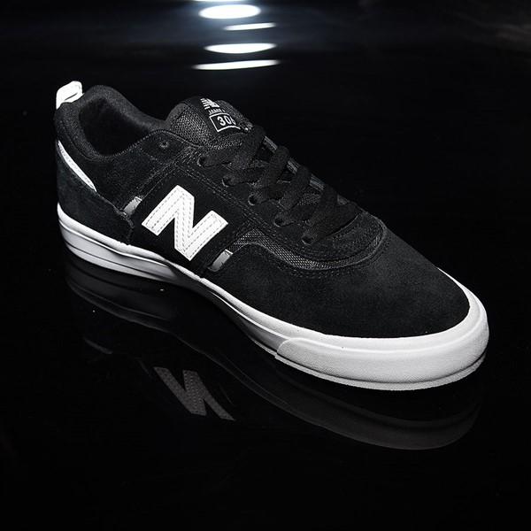 NB# Jamie Foy 306 Shoes Black, White Rotate 4:30