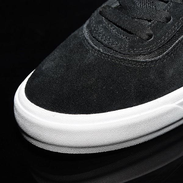 NB# Jamie Foy 306 Shoes Black, White Closeup