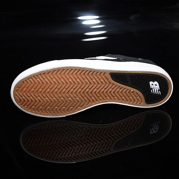 NB# Jamie Foy 306 Shoes Black, White Sole