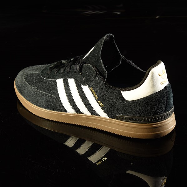 adidas Samba ADV Shoe Black, White Rotate 7:30