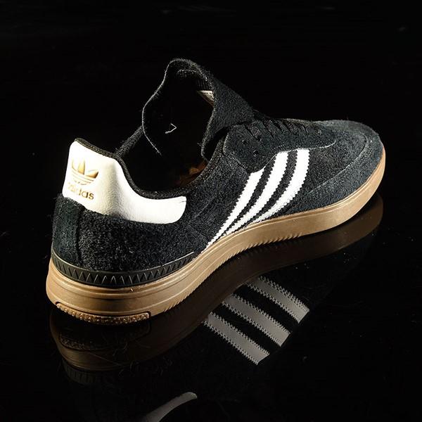 adidas Samba ADV Shoe Black, White Rotate 1:30