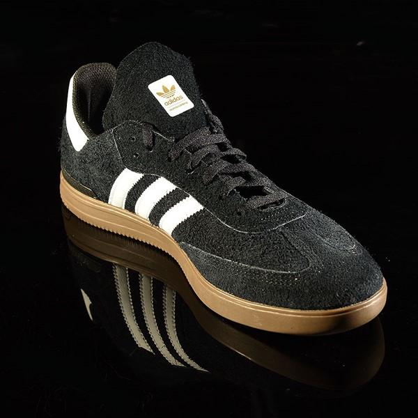 adidas Samba ADV Shoe Black, White Rotate 4:30