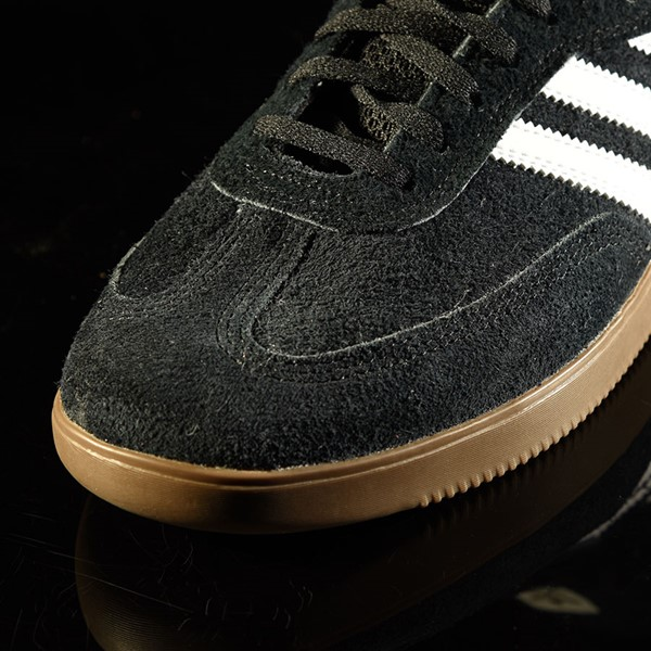 adidas Samba ADV Shoe Black, White Closeup