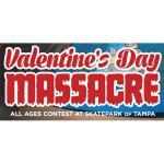 Valentine's Day Massacre 13 to 15 Division Results
