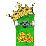 King Of Concrete Melbourne Noble Park Skatepark Big Bowl 12 and Under Results