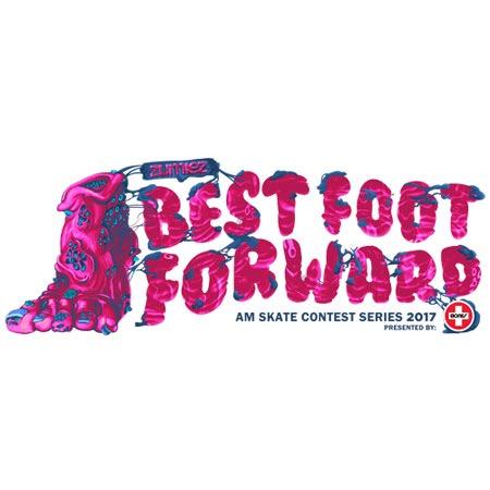 Zumiez Best Foot Forward 2017 - Oakland - Finals