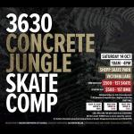 3630 Concrete Jungle at Victoria Open Results