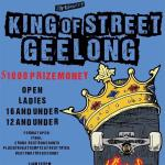 King Of Street Geelong Waterfront 12 and Under Results