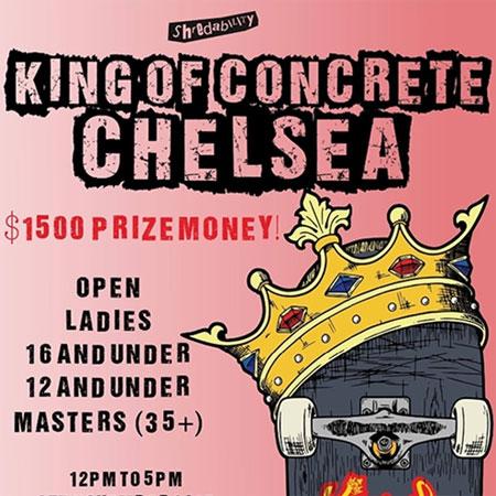 King Of Concrete Chelsea Ladies