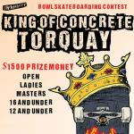 King Of Concrete Torquay 16 and Under Results