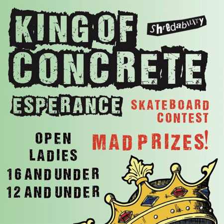 King of Concrete Esperance 12 and Under