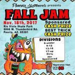 Phoenix Skateboards Fall Jam Womens Results