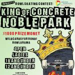 King of Concreate Noble Park Big Bowl Open Results