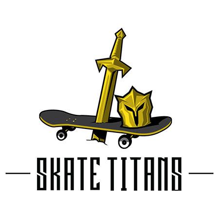 Skate Titans Osborne 12 and Under