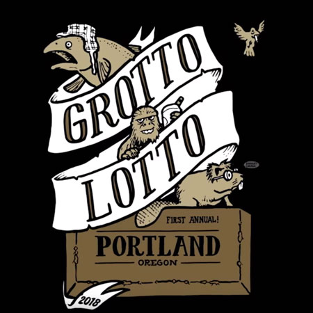 The Grotto Lotto Contest Best Trick