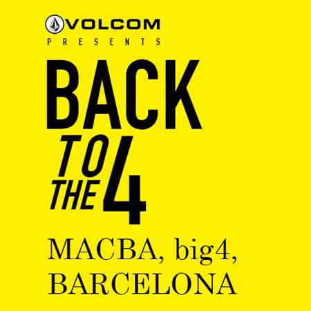 Volcom's MACBA Back to the Four MVP