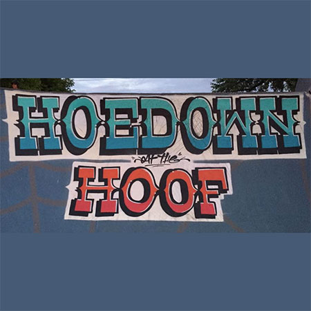 Hoedown At The Hoof 16 and Under