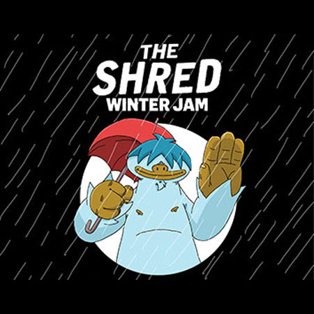 The Shred Winter Slam Finals 2018