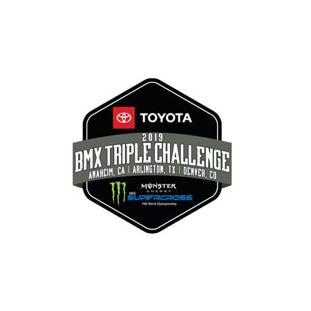 Toyota BMX Triple Challenge Final