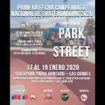Chilean Nationals Mens Street Qualifiers Results