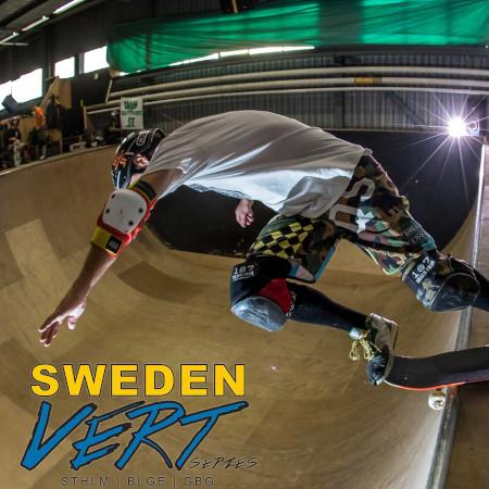 Sweden Vert Series Borlange Legends