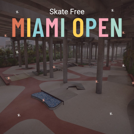 Skate Free Miami Open Womens Street Finals